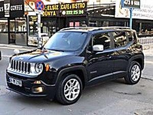 ERDOĞANLAR DAN HATASIZ BOYASIZ TRAMERSİZ 31.000 KM EKSTRALI BAYİ Jeep Renegade 1.4 MultiAir Limited