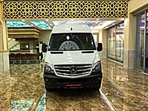 2016 MODEL MRC SPRENTER 22 1 OKUL PAKET CONFORT PLUS BOYASIZ Mercedes - Benz Sprinter 416 CDI