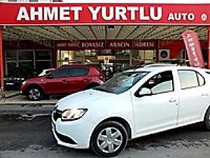 AHMET YURTLU AUTO 2013 SYMBOL 107000KM 75 lik BOYASIZ Renault Symbol 1.5 dCi Joy
