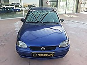 TORUN OTOMOTİV .. 1997 MODEL CORSA  TAKAS OLUR   Opel Corsa 1.4 Swing