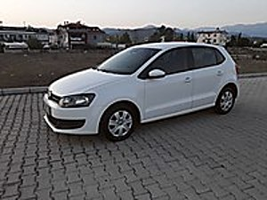 1.2 tdi orjinal KEMER OTOMOTİV DEN Volkswagen Polo 1.2 TDi Trendline