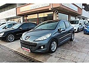 2012 HATASIZ BOYASIZ TAM OTOMATİK CAM TAVAN 207 1.6 ALLURE Peugeot 207 1.6 VTi Allure