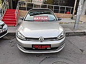YÜCE AUTO DAN HATASIZ 2012 GOLF BLUEMOTİON HİGHLİNE Volkswagen Golf 1.6 TDi BlueMotion Highline