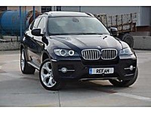 2011 X-6 4.0 X-DRİVE VAKUM HEAD UP 5 BÖLGE CAMERA GENİŞ EKRAN BMW X6 40d xDrive 40d xDrive