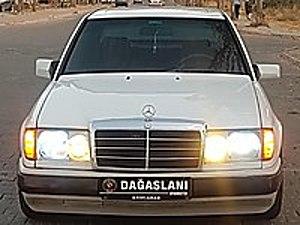 89 MODEL MERCEDES 230E LPGLİ SANRUFLU TERTEMİZ BAKIMLI Mercedes - Benz 230 230 E