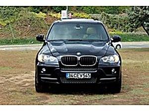 ORAS DAN 2008 MODEL BMW X5 3 0 SD 286 HP HATASIZ EMSALSİZ BMW X5 30sd