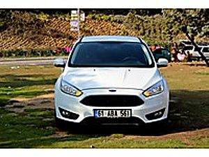 ORAS DAN 2018 MODEL FOCUS 1 5 TDCİ OTOMATİK 65 000 KM BOYASIZZZZ Ford Focus 1.5 TDCi Trend X