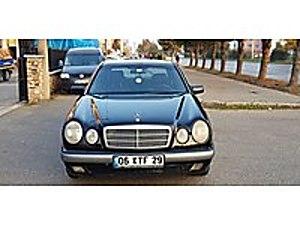 HATASIZ 1995 MERCEDES BENZ E 200 EMSALSIZ TEMIZLIKTE LPG LI FULL Mercedes - Benz E Serisi E 200 Classic