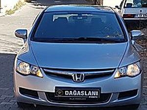 2007 MODEL HONDA CICIV 1.6 LPGLI OTOMATIK VITES TERTEMIZ 170 BIN Honda Civic 1.6i VTEC Dream