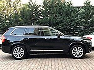 CLEAN CAR 2019 VOLVO XC90 İNSCRİPTİON SİYAH HATASIZ Volvo XC90 2.0 D5 Inscription