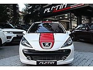 2009 PEUGEOT 1.6 THP RC LeMans 175 HP 98.500KM Peugeot 207 1.6 THP RC Le Mans