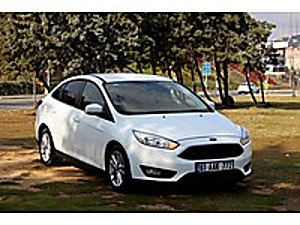 ORAS DAN 2018 MODEL FOCUS 1 5 TDCİ TRENDX 65 000 KM MASRAFSIZZ Ford Focus 1.5 TDCi Trend X