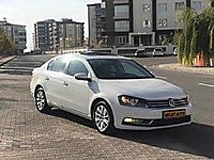 2013 PASSAT 1.6 TDİ COMFORTLİNE DSG SANROOFLU KOLTUK ISITMALI Volkswagen Passat 1.6 TDi BlueMotion Comfortline