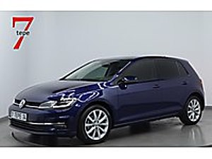 yeditepe den 2018 VW Golf 1.6 Tdi Dsg Bluemotion Highline 7 5 Volkswagen Golf 1.6 TDi BlueMotion Highline
