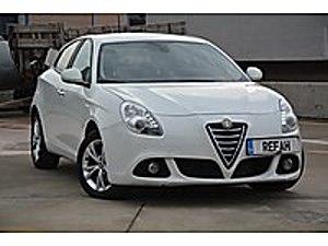 2015 ALFA ROMEO GİULİETTA 1.6 JTD PROGRESSİON PLUS HATASIZ Alfa Romeo Giulietta 1.6 JTD Progression Plus