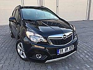 ÖZBAHAR DAN 2015 BOYASIZ HATASIZ 135.000km STAR STOP Opel Mokka 1.6 CDTI  Enjoy