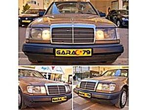 GARAC 79 dan 1987 MERCEDES-BENZ W124 KASA 300 D MANUEL SANROOF Mercedes - Benz 300 300 D