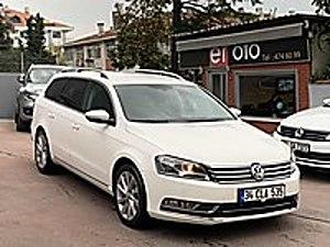 ER OTO DAN PASSAT VARİANT 1.6 DİZEL OTOMATİK 107.000 KM COMFORT Volkswagen Passat Variant 1.6 TDi BlueMotion Comfortline