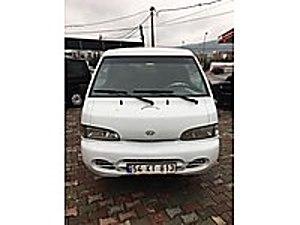 HAS ÇAĞLAR OTODAN 2001 MODEL H100 Hyundai H 100 2.5 D DLX Camlıvan