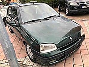 1997 RENAULT CLİO 1.4 RN KLİMALI Renault Clio 1.4 RN