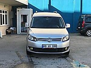 HAS ÇAĞLAR OTODAN 2015 MODEL ÇOK TEMİZ CADDY Volkswagen Caddy 1.6 TDI Trendline