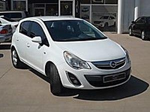 GALERIA MOTORS DAN TAM OTOMATİK 1.4 OPEL CORSA ENJOY BEYAZ 2012 Opel Corsa 1.4 Twinport Enjoy