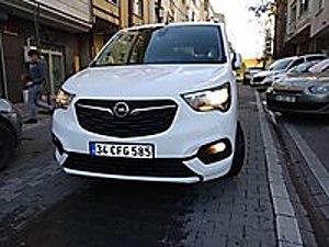 Akın auto da Opel combo 2019 model boyasız hatasız 11000km Opel Combo 1.5 CDTi Excellence