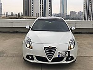MYMOTORS TAN 2015 GIULIETTA 1.6 JTD DİSTİNCTİVE Alfa Romeo Giulietta 1.6 JTD Distinctive