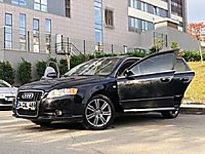 2006 OTOMATİK VİTES BAKIMLI MASRAFSIZ AUDI A4 2 0 SLINE Audi A4 A4 Sedan 2.0 TDI