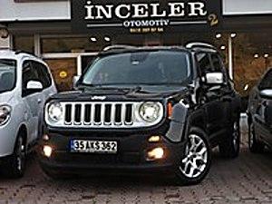 İNCELER OTOMOTİV DEN 2014 JEEP 1.6 M.JET RENEGADE LİMİTED FULL Jeep Renegade 1.6 Multijet Limited