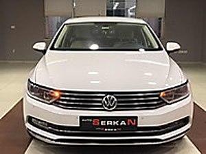 AUTO SERKAN 2016 PASSAT COMFORT F1 VİTES DİZEL OTOMATİK BAKIMLI Volkswagen Passat 1.6 TDi BlueMotion Comfortline