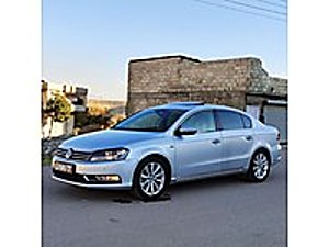 ÜMİT AUTO-VW PASSAT EXCLUSİVE-45.000 KM-HATASIZ Volkswagen Passat 1.6 TDi BlueMotion Exclusive