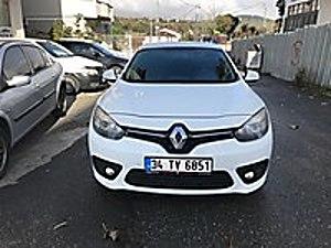 GALERİTİTANİC TEN 2015 MODEL FLUENCE OTOMATİK 110 BİN DE Renault Fluence 1.5 dCi Touch