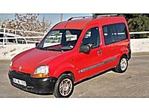 2000 RENO KANGO DİZEL OTOMOBİL RUHSATLI FIRSAT ARACI Renault Kangoo 1.9 D RN
