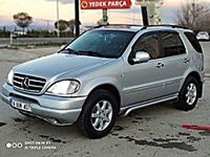 BOLUDAN HATASIZ BOYASIZ ML 430 Mercedes - Benz ML 430