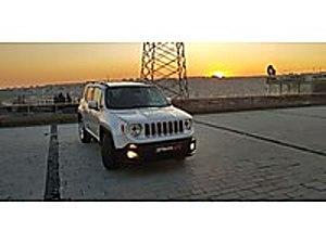 ÇETİNKAYA AUTO DAN GARANTİLİ 1 6 M.JET ORJ.80 KM JEEP RENEGADE Jeep Renegade 1.6 Multijet Limited