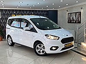 2019 COURİER 1.5 TDCİ 6 İLERİ  50 PEŞİN 12 24 36 AY VADE OLUR Ford Tourneo Courier 1.5 TDCi Delux