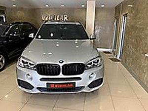 2018 X5 M SPORT HAYALET ŞERİT İKAZ BÜYÜK EKRAN VAKUM NAVİGASYON BMW X5 25d xDrive M Sport