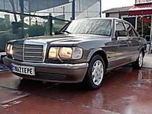 TINAZTEPE DEN 1989 300 SEL LPG Lİ OTOMATİK FULL BAKIMLI MASRAFSZ Mercedes - Benz 300 300 SEL