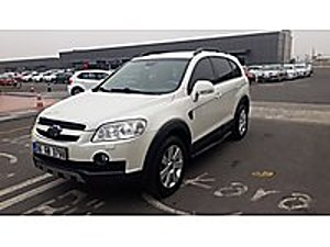 2012 CAPTİVA 2.0 16V HİGH 7 KİŞİLİK     Chevrolet Captiva 2.0 D LT High