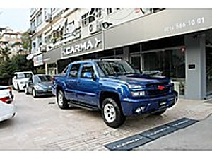 -CARMA-2004 CHEVROLET AVALANCHE 5.3 V.8 Chevrolet Avalanche 5.3