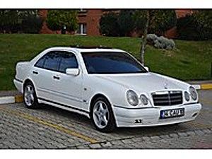 TAKSİT SEÇENEKLİ    Gırtlak Dolu E2 Paket-Hiç Tüp Takılmamış Mercedes - Benz E Serisi E 200 Elegance