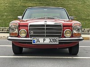DORUK OTOMOTİV 1976 MERCEDES-BENZ 230.4 Mercedes - Benz 230 230.4