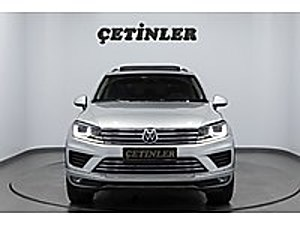 2015 3.0 TDİ DSG TOUAREG  CAM TAVAN AİR ELEKTRKL BAGAJ 262 HP Volkswagen Touareg 3.0 TDi Premium