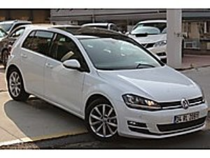 DERYA OTO DAN VW GOLF HİGLİNE DSG 1 03 ORAN İLE Volkswagen Golf 1.6 TDi BlueMotion Highline