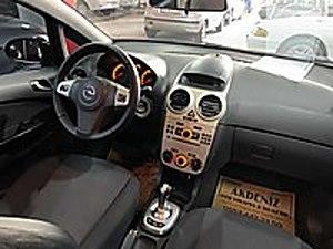 2009 OPEL CORSA ENJOY TAM OTOMATİK 69 bin km Opel Corsa 1.4 Enjoy