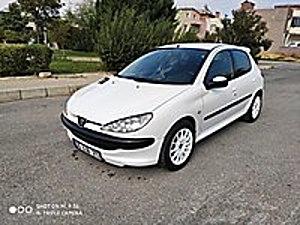 --- 2004 MODEL PEUGEOT 206 DİZEL KLİMALI --- Peugeot 206 1.4 HDi X-Line