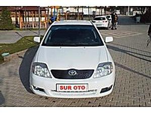 2006 TOYOTA COROLLA 1.4 16V TERRA SEDAN LPG Lİ Toyota Corolla 1.4 Terra