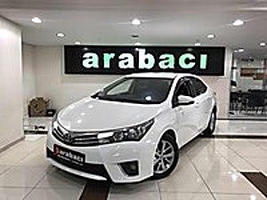2014 COROLLA 1.4D-4D ADVANCE DİZEL OTOMOTİK 136KM ARABACİ DAN Toyota Corolla 1.4 D-4D Advance