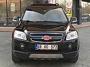 2009 CAPTİVA 2.0 LT HİGH OTOMATİK 7 KİŞİLİK Chevrolet Captiva 2.0 D LT High
